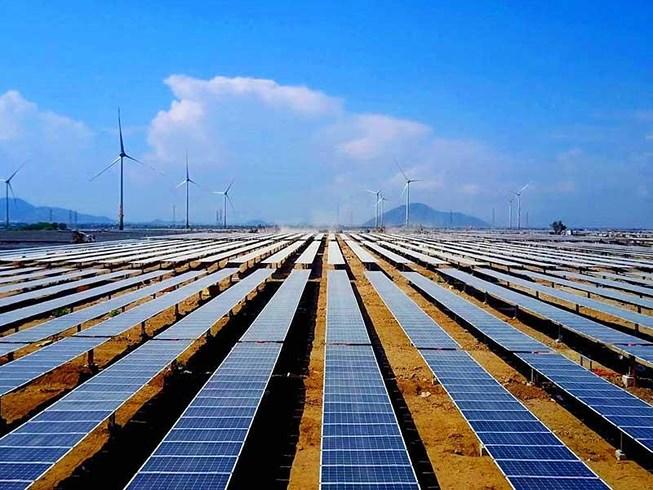 giá ưu đãi cho điện mặt trời