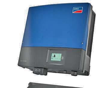 Inverter hòa lưới SMA 3 pha 25kW STP 25000TL-30