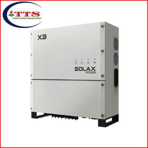 Inverter hòa lưới SOLAX 3 pha 30KW