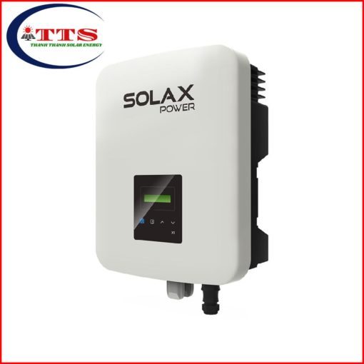 Inverter hòa lưới Solax 1pha 2MPPT 3-5KW